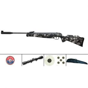 Norica Phantom .177 & .22 Gas Ram Air Rifle Kit