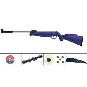 Norica Thor GRS .177 & .22 Gas Ram (Junior) Air Rifle Kit