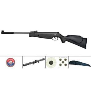 Norica Verteks GRS .177 & .22 Gas Ram (Junior) Air Rifle Kit