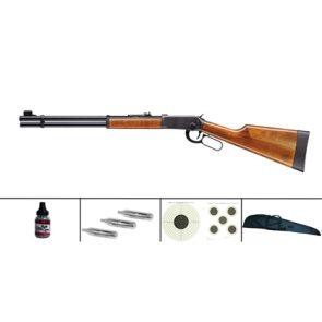 Umarex Legends .177 BB CO2 Cowboy Rifle Black Kit