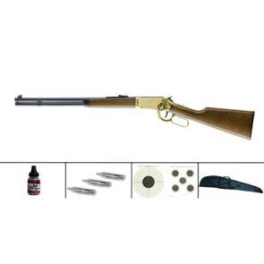 Umarex Legends .177 BB CO2 Cowboy Rifle Gold Kit