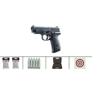 UX HPP CO2 Air Pistol Kit