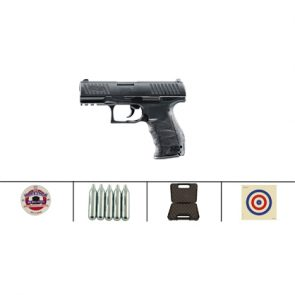 Walther PPQ CO2 Air Pistol Kit