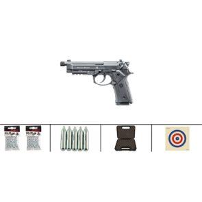 Beretta M9A3 Full Metal Black CO2 Air Pistol Kit