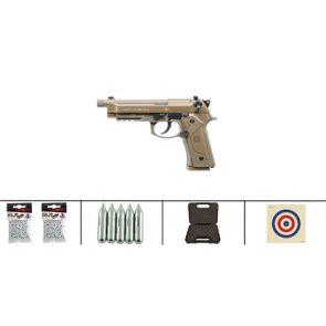 Beretta M9A3 Full Metal FDE CO2 Air Pistol Kit