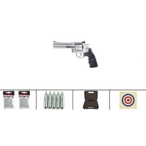 Smith & Wesson 629 5 CO2 BB Pistol Kit