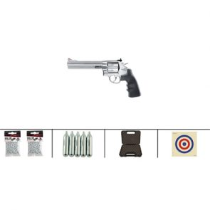 Smith & Wesson 629 6.5 CO2 BB Pistol Kit