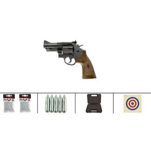 Smith & Wesson M29 3 CO2 BB Pistol Kit