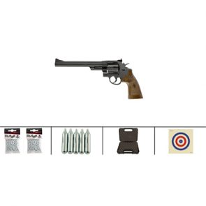 Smith & Wesson M29 8 38 CO2 BB Pistol Kit