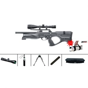 Walther Reign .177 & .22 PCP Air Rifle Kit