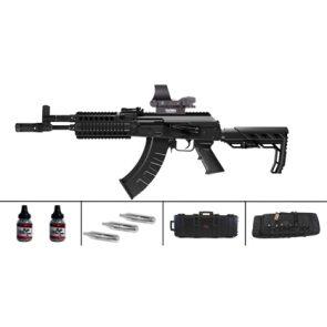 Crosman AK1 Semi-Auto CO2 Air Rifle Kit
