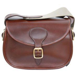 Parker Hale Lyndhurst Bridle Leather Cartridge Bag